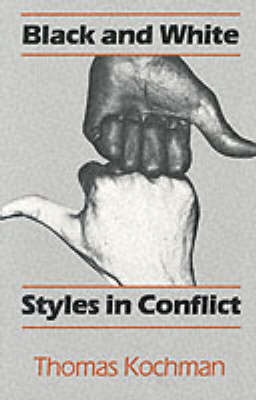 Black and White Styles in Conflict (Paperback)