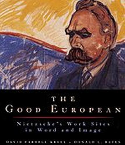 The Good European: Nietzsche's Work Sites in Word and Image (Paperback)