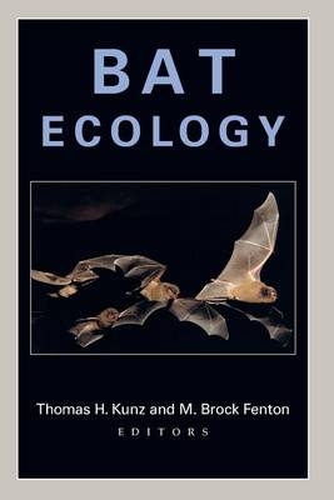 Bat Ecology (Paperback)