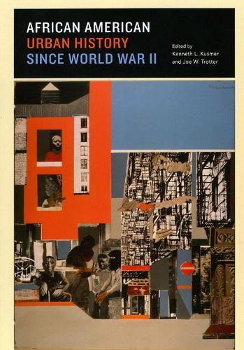 African American Urban History Since World War II - Historical Studies of Urban America (Paperback)