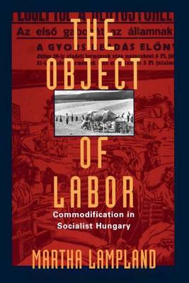 The Object of Labor: Commodification in Socialist Hungary (Paperback)