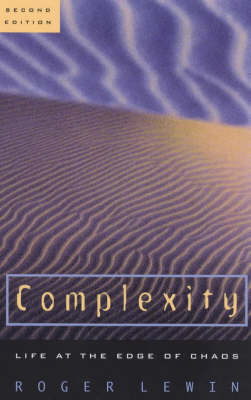 Complexity: Life at the Edge of Chaos (Paperback)