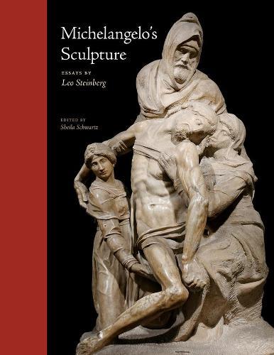 Michelangelo's Sculpture - Selected Essays by Leo Steinberg (Hardback)