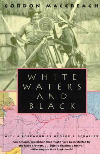 White Waters and Black (Paperback)