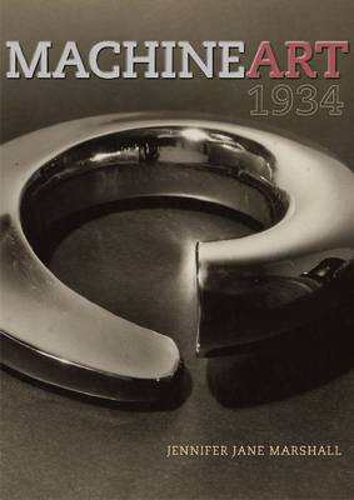 Machine Art, 1934 (Hardback)