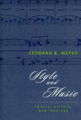 Style and Music: Theory, History and Ideology (Paperback)