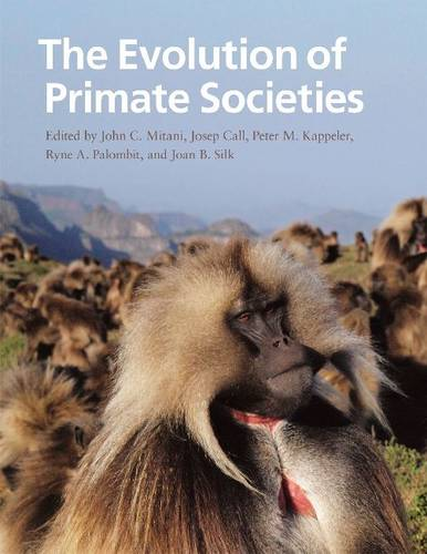 The Evolution of Primate Societies (Paperback)