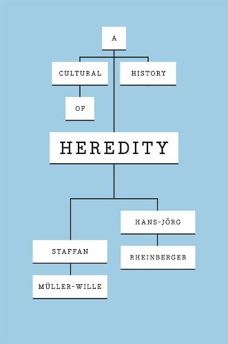 A Cultural History of Heredity (Hardback)