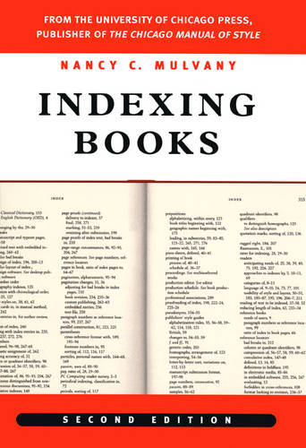 Indexing Books (Hardback)