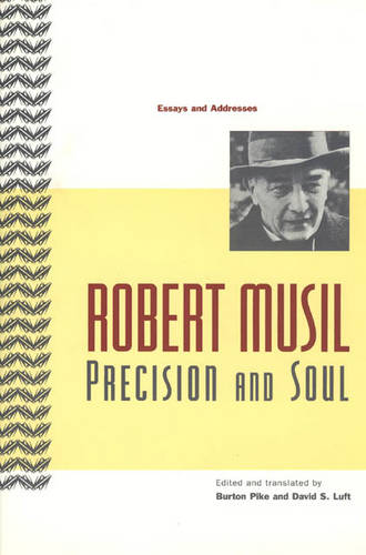 Precision and Soul: Essays and Addresses (Paperback)