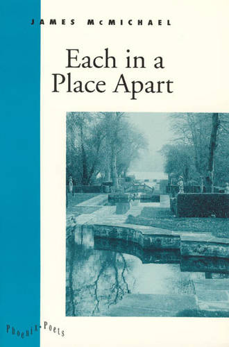 Each in a Place Apart - Phoenix Poets (Paperback)