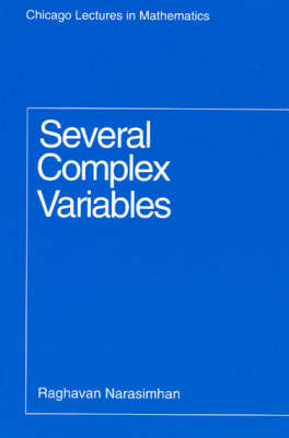 Several Complex Variables - Lectures in Mathematics (Paperback)