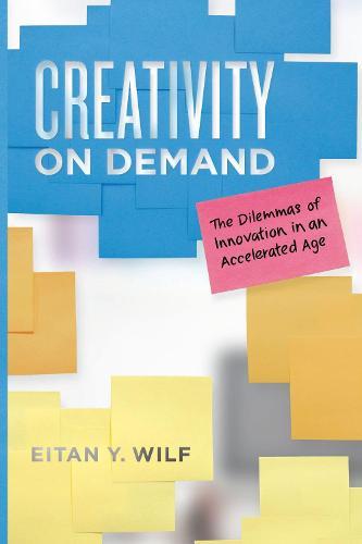 Creativity on Demand: The Dilemmas of Innovation in an Accelerated Age (Hardback)