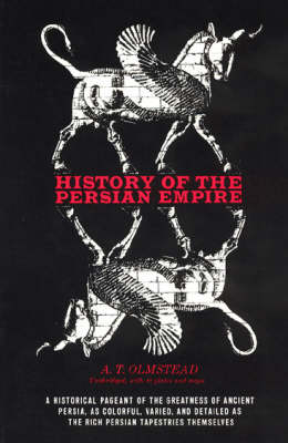 History of the Persian Empire - Phoenix Books (Paperback)