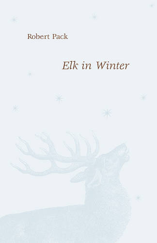 Elk in Winter (Paperback)