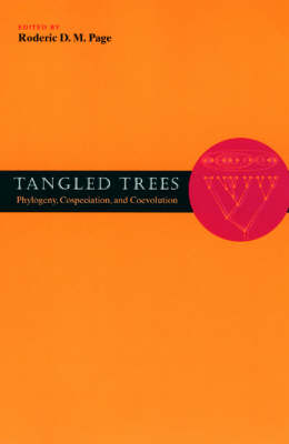 Tangled Trees: Phylogeny, Cospeciation, and Coevolution (Paperback)