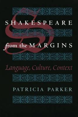 Shakespeare from the Margin: Language, Culture, Context (Paperback)