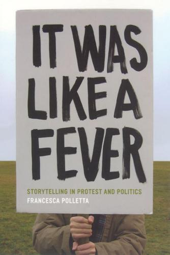 It Was Like a Fever: Storytelling in Protest and Politics (Hardback)