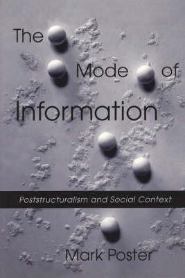 Poster: the Mode of Information (Paper) (Hardback)