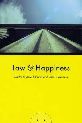 Law and Happiness (Hardback)
