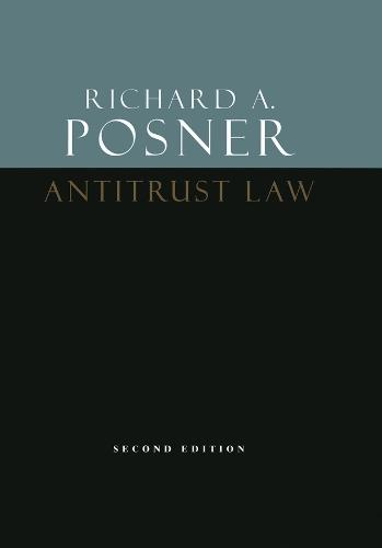 Antitrust Law, Second Edition (Paperback)