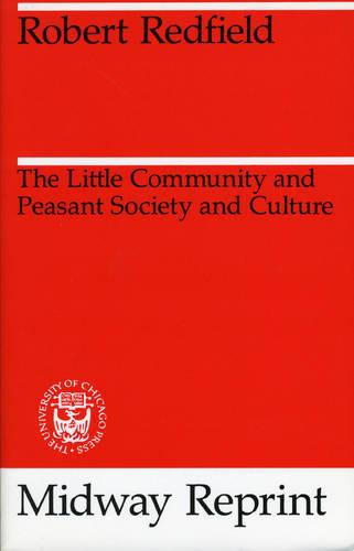 The Little Community - Midway Reprints (Paperback)