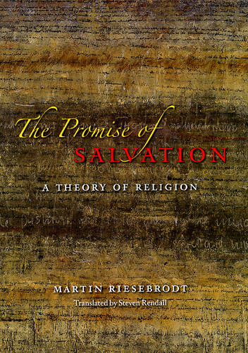 The Promise of Salvation: A Theory of Religion (Hardback)