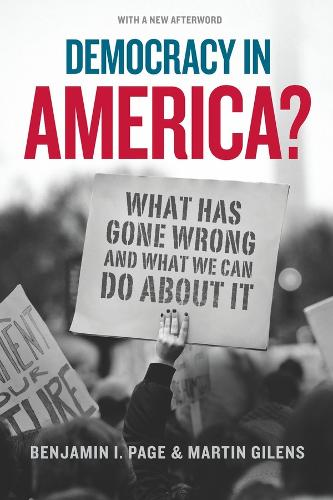Democracy in America?: What Has Gone Wrong and What We Can Do About It (Paperback)