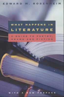 What Happens in Literature (Paperback)