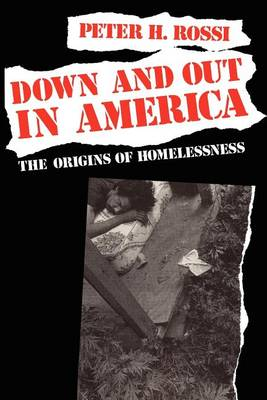 Down and Out in America: Origins of Homelessness (Paperback)