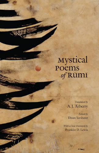 Mystical Poems of Rumi (Paperback)