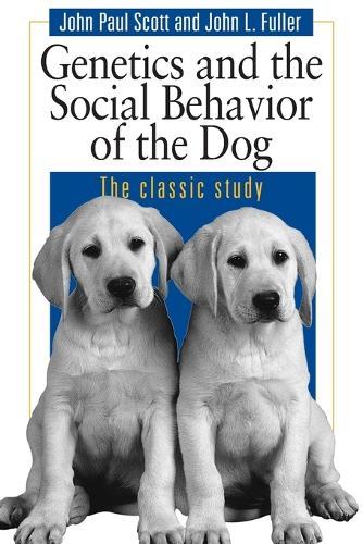 Dog Behaviour: The Genetic Basis (Paperback)