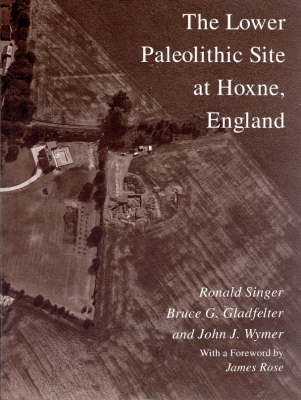 The Lower Paleolithic Site at Hoxne, England (Hardback)