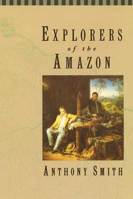 Explorers of the Amazon (Paperback)
