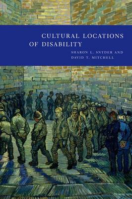 Cultural Locations of Disability (Hardback)