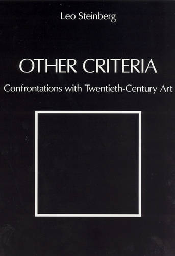 Other Criteria: Confrontations with Twentieth-Century Art (Paperback)