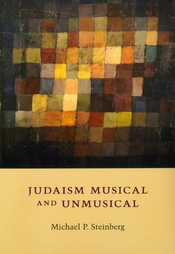 Judaism Musical and Unmusical (Hardback)