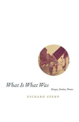 What is What Was (Paperback)