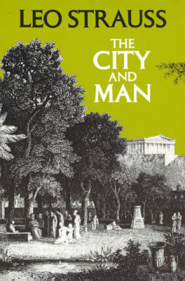 The City and Man (Paperback)