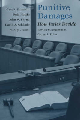 Punitive Damages: How Juries Decide (Paperback)