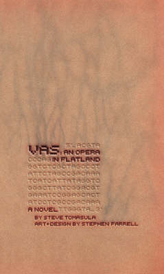 VAS - An Opera in Flatland: A Novel (Paperback)