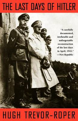The Last Days of Hitler (Paperback)