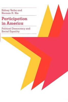Participation in America: Political Democracy and Social Equality (Paperback)
