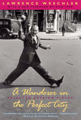 A Wanderer in the Perfect City: Selected Passion Pieces (Paperback)