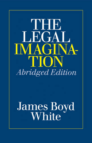The Legal Imagination (Paperback)