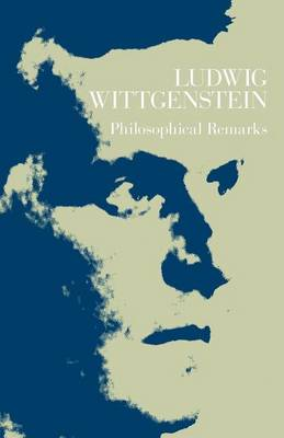Philosophical Remarks (Paperback)