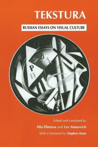 Tekstura: Russian Essays on Visual Culture (Paperback)