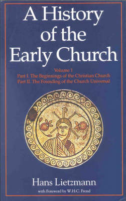 A History of the Early Church: Two Volume Set (Paperback)