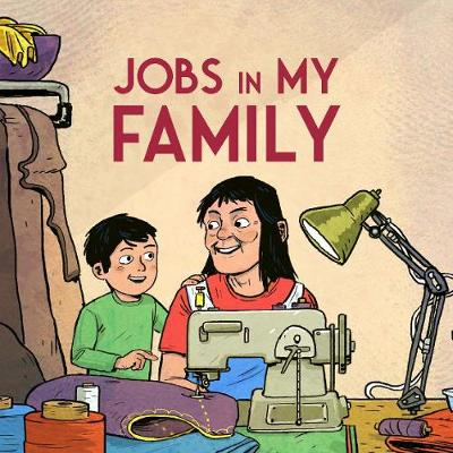 Jobs in My Family (English) - Nunavummi (Paperback)