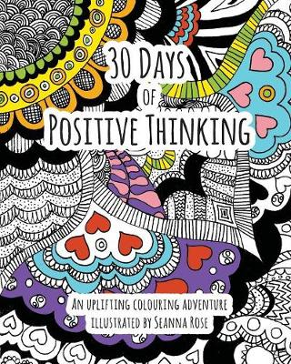 30 Days of Positive Thinking (Paperback)